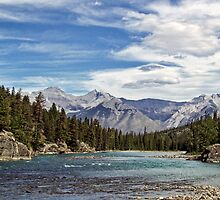 Banff National Park by Lynn Bolt
