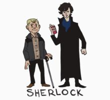BBC Sherlock  by IncenetFalconer