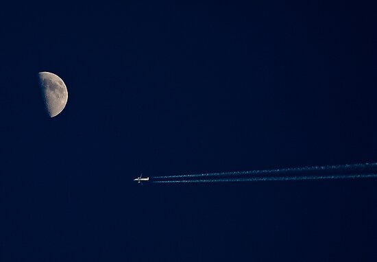 Go to the moon ... by jean-jean