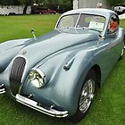 1953 Jaguar by BLAKSTEEL