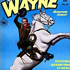 John Wayne Adventure Comics No.31 by VintageInk