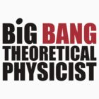 Big Bang Theoretical Physicist (Light) by DANgerous124