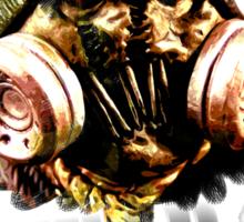Scarecrow FEAR ME! Sticker