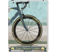 Tour Down Under Bike Race iPad Case/Skin