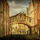 Oxford City by ajgosling