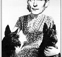 Eva Braun. by - nawroski -