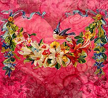 GARLAND FOR MY LOVE by Tammera