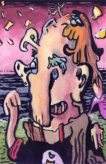 Wacky Hello by Miles Halpern