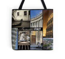 Incredible Italy Tote Bag
