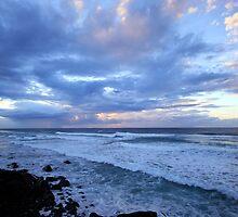 Sunrise Shelly Beach Ballina NSW by Emmy Silvius