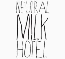 Neutral Milk Hotel [B] by Jessica Morgan