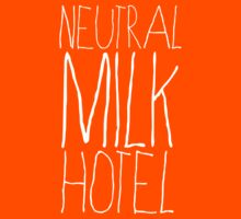 Neutral Milk Hotel [W] by Jessica Morgan