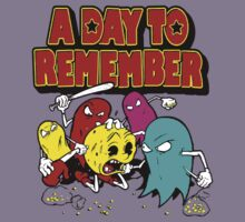 A Day To Remember Pacman by punglam