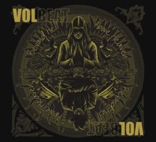 Volbeat - Above Heaven Below Hell  by punglam