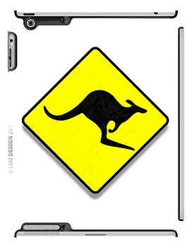 Australia ipad cover by ANDIBLAIR