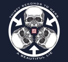 30 Seconds To Mars - A Beautiful Lie by punglam