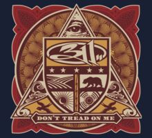 311 - Dont Tread On Me by punglam