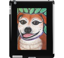 Gracie May under the lime tree iPad Case/Skin