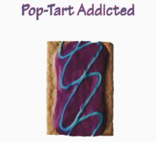Berry Pop-Tart Addicted Kids Clothes