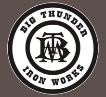 Big Thunder Iron Works Black by AngrySaint