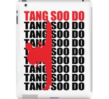 Tang Soo Do iPad Case/Skin