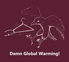 Global Warming Versus Coat Hanger by Christopher McElfresh