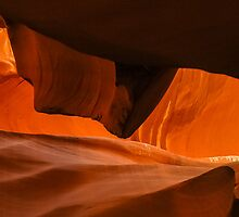 Antelope Canyon, Arizona by GeorgeBuxbaum