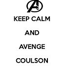 Avenge Coulson by Emerlyn