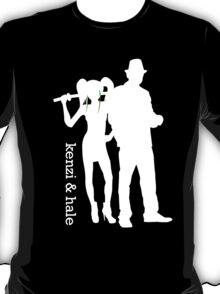 Kenzi & Hale - Lost Girl Dark Fae T-Shirt