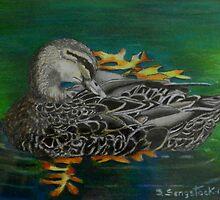 """""""Autumn"""" by Sandra  Sengstock-Miller"""