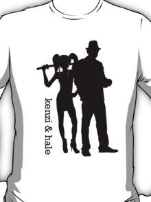 Kenzi & Hale - Lost Girl Light Fae T-Shirt