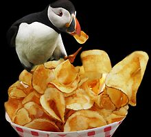 ㋡ THESE ARE MY PUFFIN CHIPS MM!  ㋡ by ╰⊰✿ℒᵒᶹᵉ Bonita✿⊱╮ Lalonde✿⊱╮