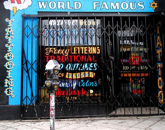World Famous by waddleudo