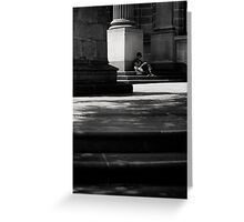 Booked Greeting Card