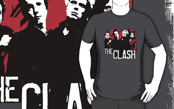 The Clash by punglam