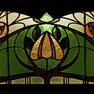 Flowers on the window by jasminewang