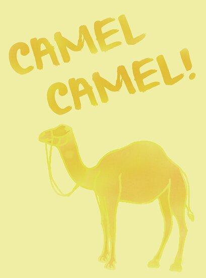 Camel Camel!  by nimbusnought