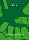 No040 My HULK minimal movie poster by Chungkong