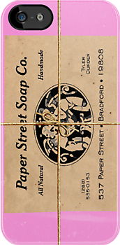 Paper Street Soap Company's soap (from Fight Club) by sfrost