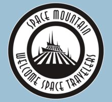 Space Mountain Welcome by AngrySaint