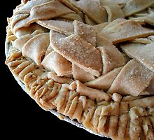 Honeycrisp Apple Pie  by © Sophie W. Smith