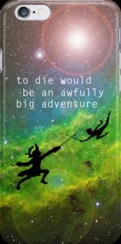 Peter Pan by hollygordon