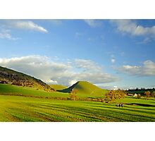 The Walk Between Ilam and Dovedale Photographic Print