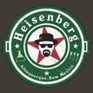 Heisenberg Breaking Bad by shufti