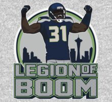 "VICTRS ""Legion of Boom"" Kids Clothes"