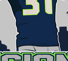 "VICTRS ""Legion of Boom"" Sticker"