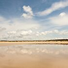 Beach Clouds, Brittany - France by Joshua McDonough