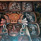 Mayan Art by Klaus Bohn