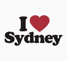 I Love Sydney				 by iheart