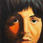 Paul McCartney (The Beatles) by Christina Brunton